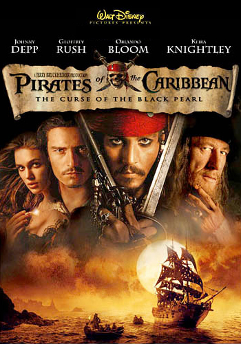 pirates of caribbean. Pirates!