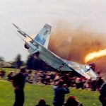 Ukraine Air Show Crash - Eject!