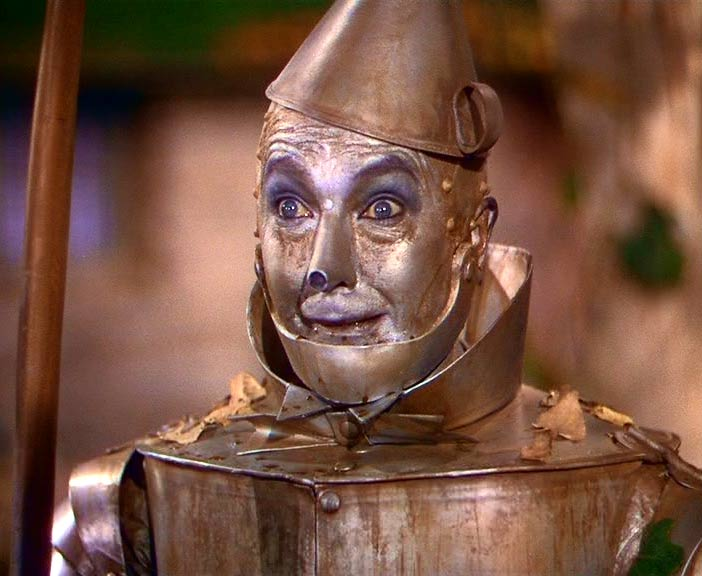 tin man dancing