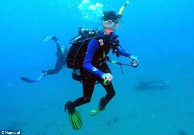 Diving Accidents, Part 2 - Caustic Soda