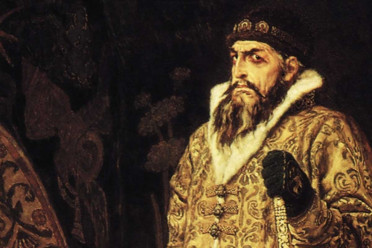 """Who could play Ivan the Terrible in the movie """"Ivan Vasilyevich changes his profession"""""""