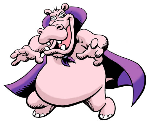Hippos Caustic Soda