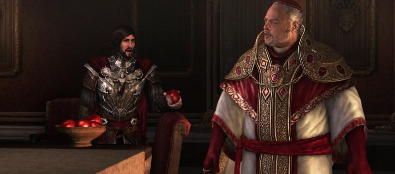 Evil Duos: The Borgias, Part 2 of 2