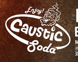 The Caustic Soda Live EXPerience – Sunday, May 12th